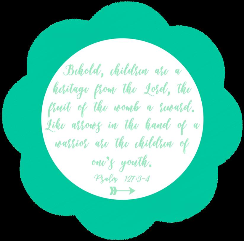 Psalm 127.3-4
